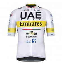 GOBIK maillot vélo manches courtes unisexe INFINITY ÉLYSÉES UAE TEAM EMIRATES 2021
