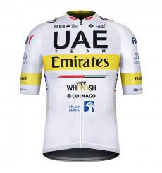 GOBIK INFINITY Champs-Élysées UAE TEAM EMIRATES 2021 unisex short sleeve cycling jersey