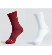 SPECIALIZED Soft Air Tall summer cycling socks - - Speed of Light Collection