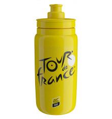 ELITE bidon velo Fly Tour de France jaune 2021 - 550ml