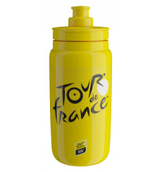 ELITE Fly Tour de France yellow waterbottle - 550 ml