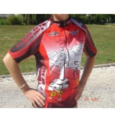 ALPE D HUEZ  The Croix de Fer Climb jersey