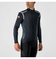 CASTELLI PERFETTO RoS black winter cycling jacket 2022