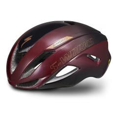 SPECIALIZED S-Works Evade II road helmet - Gloss Maroon / Matte Black