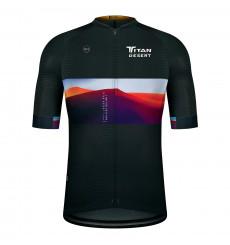 GOBIK CX Pro Titan Desert unisex short sleeve cycling jersey - 2021 Limited edition