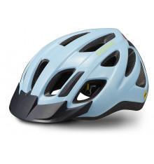 SPECIALIZED casque vélo urbain Centro Led MIPS Bleu arctique
