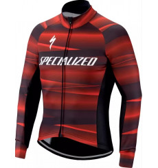 SPECIALIZED veste velo Factory Racing RBX Comp Softshell 2022