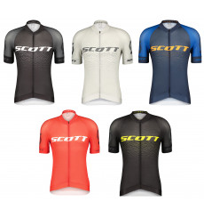 SCOTT RC Pro men's short sleeve jersey 2022