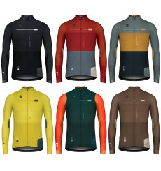 GOBIK Cobble men's long sleeve cycling jersey 2022