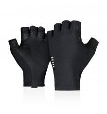 GOBIK Black Mamba unisex short cycling gloves 2022