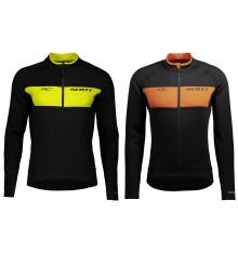 SCOTT WARM Reversible Wind Breaker men's winter cycling jacket 2022