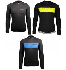 SCOTT RC WARM men's long sleeve cycling jersey 2022