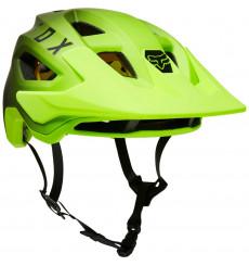 FOX RACING 2022 SpeedFrame MIPS Black / Yellow MTB helmet