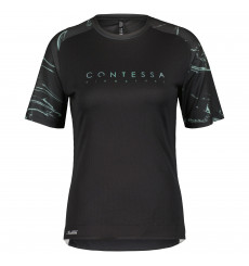 SCOTT maillot manches courtes cycliste femme TRAIL CONTESSA SIGNATURE 2022