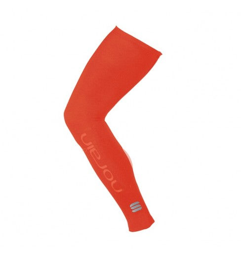 SPORTFUL leg warmers NoRain red