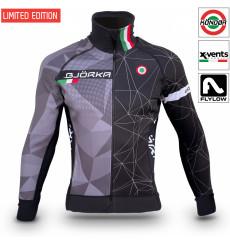 BJORKA veste thermique vélo hiver Kondor Italy 2022