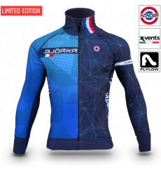 BJORKA veste thermique vélo hiver Kondor France 2022
