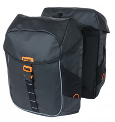 BASIL Miles Tarpaulin double bicycle bag MIK - 34 L