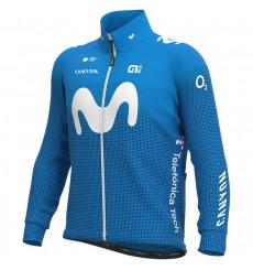 MOVISTAR Prime thermal cycling jacket 2021