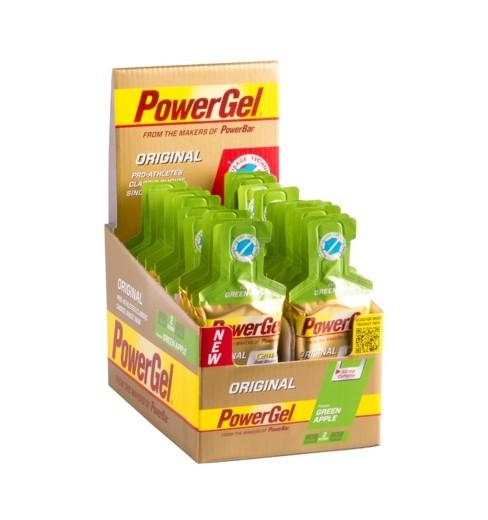 Boite POWERBAR ENERGIE GEL