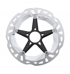 Disque de frein VTT SHIMANO 180mm Center Lock Externe RT-MT800 Ice-Tech Freeza