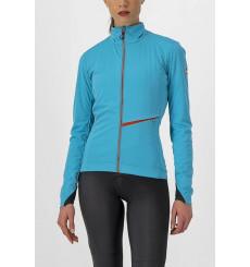 CASTELLI GO women's winter cycling jacket 2022