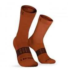 GOBIK chaussettes de cyclisme Pure Walnut 2022