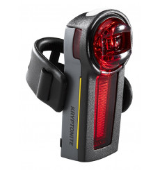 KRYPTONITE Incite XR Basic rear bike light  - 6 Lux