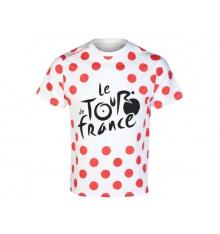 TOUR DE FRANCE T-shirt LEADER à pois