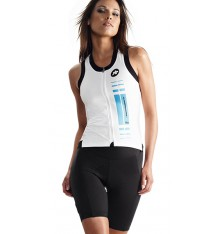ASSOS Maillot nS SuperLeggera bleu royal femme