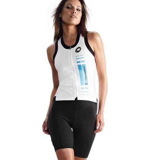 ASSOS woman jersey SuperLeggera blue