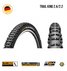 CONTINENTAL Trail King 26x2.4 MTB tyre
