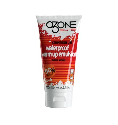 OZONE WATERPROOF WARM UP Emulsion before activity