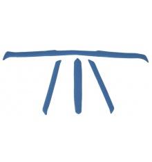 SPECIALIZED mousse de casque route Chamonix
