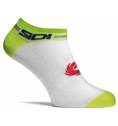 SIDI yellow fluo socks 2015